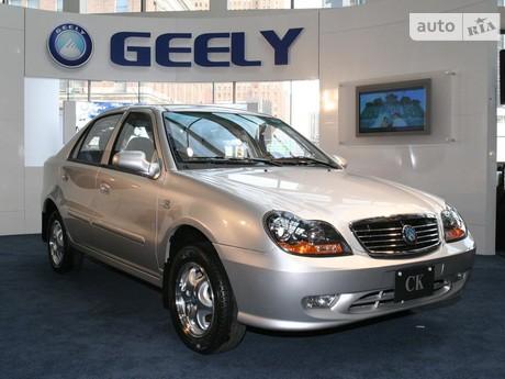 Geely CK-2 2013