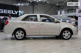 Geely MK-2 2012