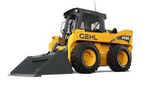 Gehl v400 2-е поколение Погрузчик