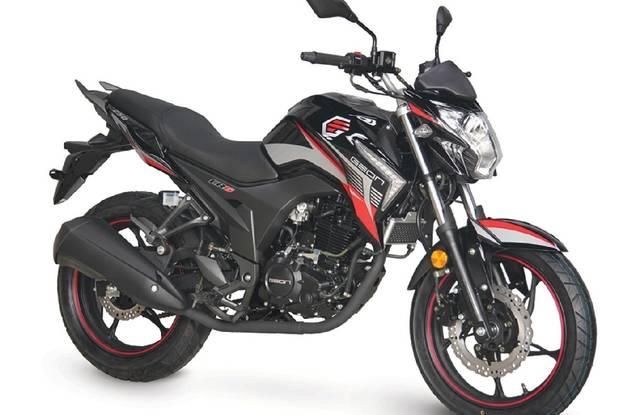 Geon CR6 2 поколение Мотоцикл