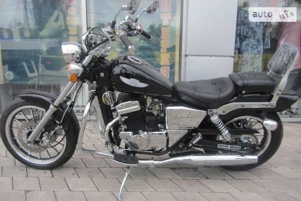 Geon Holiday 1 поколение Мотоцикл
