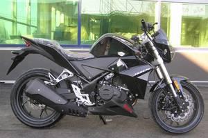 Geon issen 2 поколение Мотоцикл