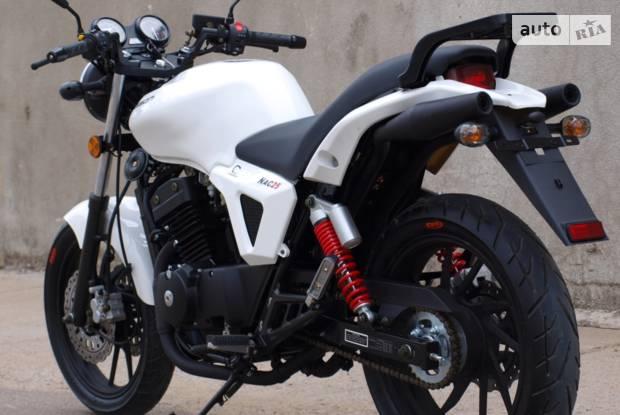 Geon NAC 3 поколение Мотоцикл