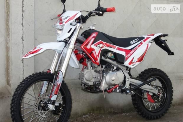 Geon X-Ride 1 поколение Мотоцикл