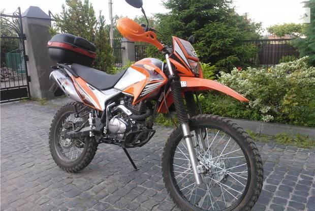 Geon X-Road 1 поколение Мотоцикл