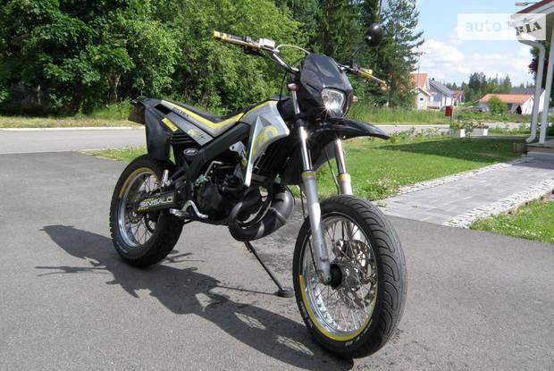 Gilera SMT 1 поколение Мотоцикл