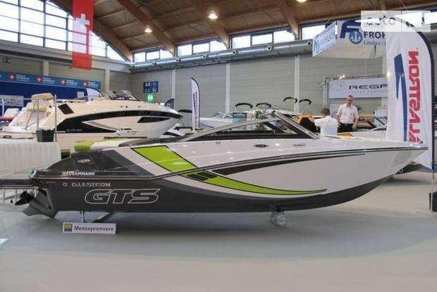 Glastron GTS 1 поколение Катер