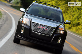 GMC Terrain 2.4 AT SLE-1 2016