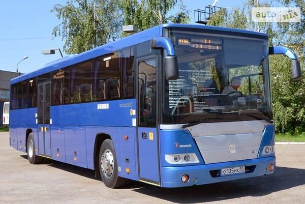 ГолАЗ 5251 2-е поколение Автобус