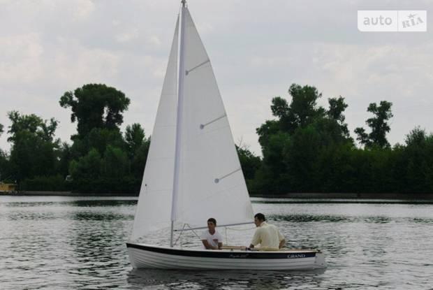 GRAND Regatta І поколение Парусное судно