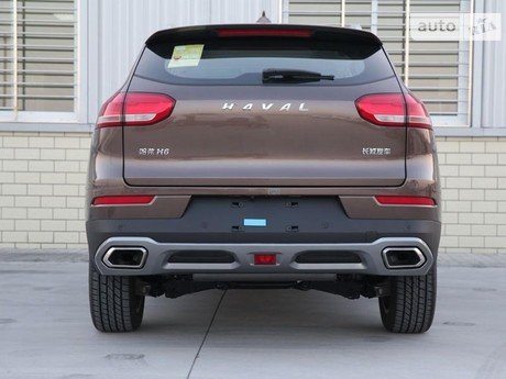 Great Wall Haval H6 2012