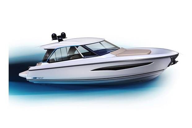 Greenline Neo 1-е поколение Яхта