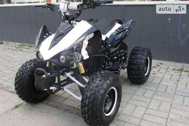 Hamer E-Max 1-е поколение Електроквадроцикл