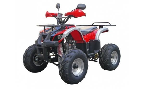 Hammer J-Rider 1-е поколение Електроквадроцикл
