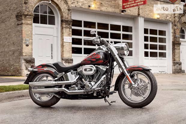 Harley-Davidson Fat Boy 6 поколение Чоппер