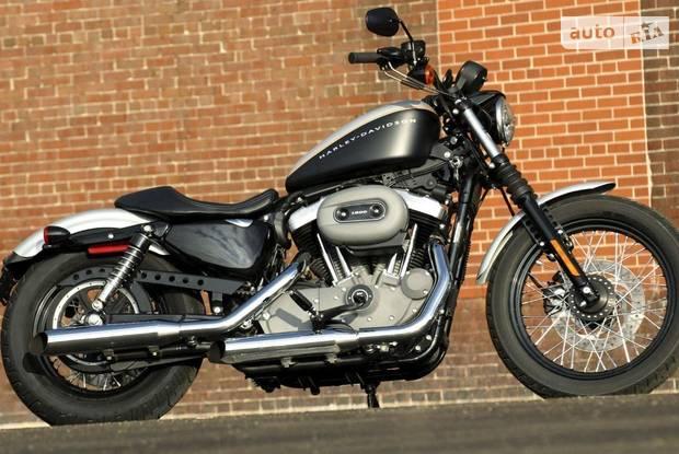 Harley-Davidson Sportster 5 поколение Мотоцикл