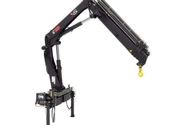 HIAB 055 2 покоління Кран-маніпулятор