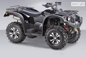 Hisun atv 2 покоління Квадроцикл