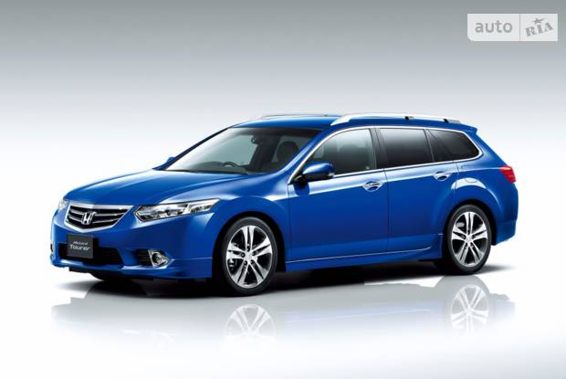 Honda Accord 8 покоління (рестайлінг) Універсал