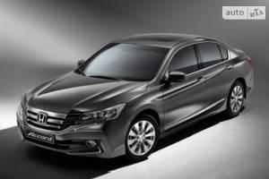 Honda accord 9 покоління (рестайлінг) Седан