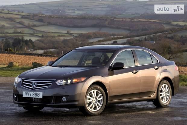 Honda Accord VIII (рестайлинг) Седан