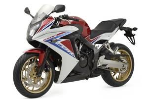 Honda cbr 1 покоління (рестайлінг) Мотоцикл