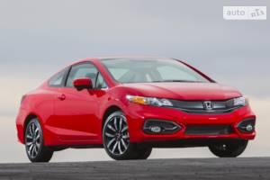 Honda civic 9 покоління (рестайлінг) Купе