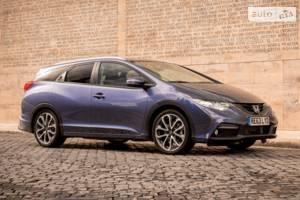 Honda civic 9 покоління (рестайлінг) Универсал