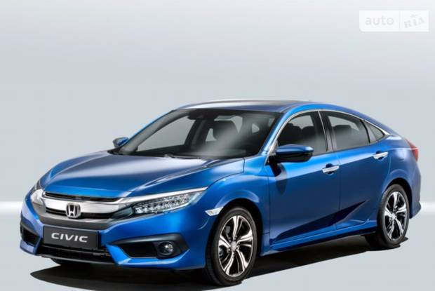 Honda Civic 10 покоління Седан