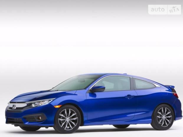 Honda Civic 10 покоління Купе