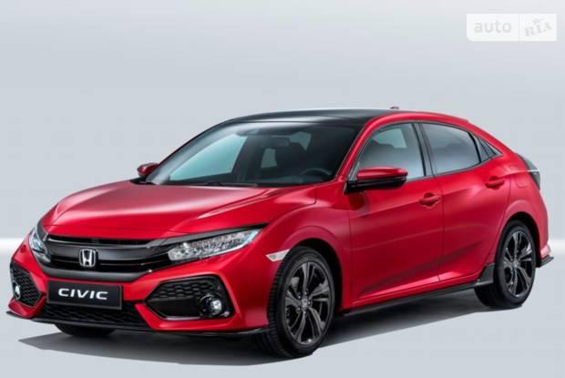 Honda Civic 10 покоління Хетчбек
