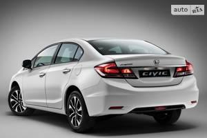 Honda civic 9 покоління (рестайлінг) Седан