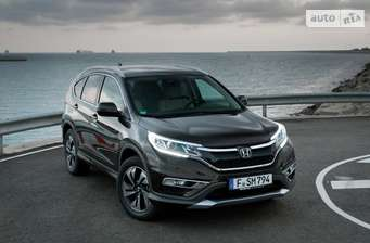 Honda CR-V 1.6D AT (160 л.с.) Elegance 2016