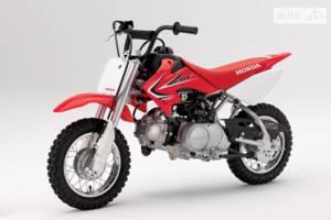 Honda crf 1 покоління Мотоцикл