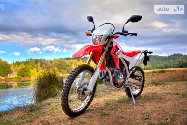 Honda CRF 1 покоління (рестайлінг) Мотоцикл