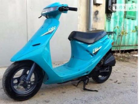 Honda Dio 2011