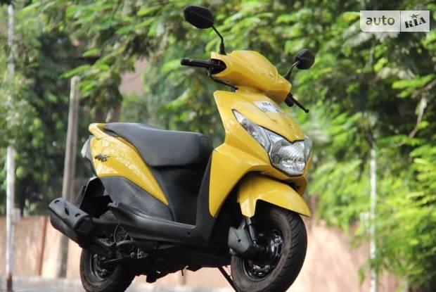 Honda Dio 6 покоління Скутер