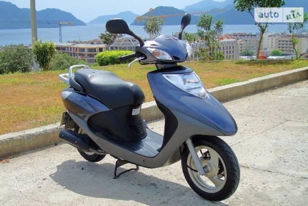 Honda Fizy 1 покоління Скутер
