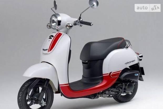 Honda Giorno 3 покоління Скутер