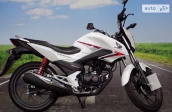 Honda GLR 125 2015