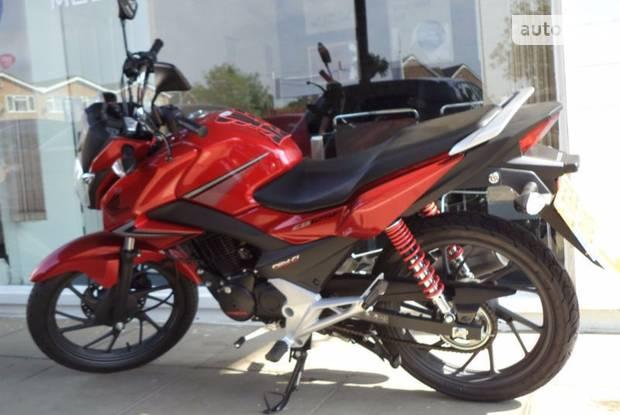 Honda GLR 2 покоління Мотоцикл