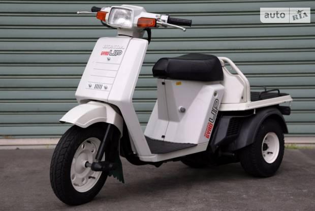 Honda Gyro 4 покоління Скутер