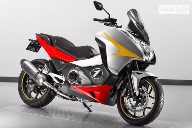 Honda Integra 1 покоління (рестайлінг) Скутер