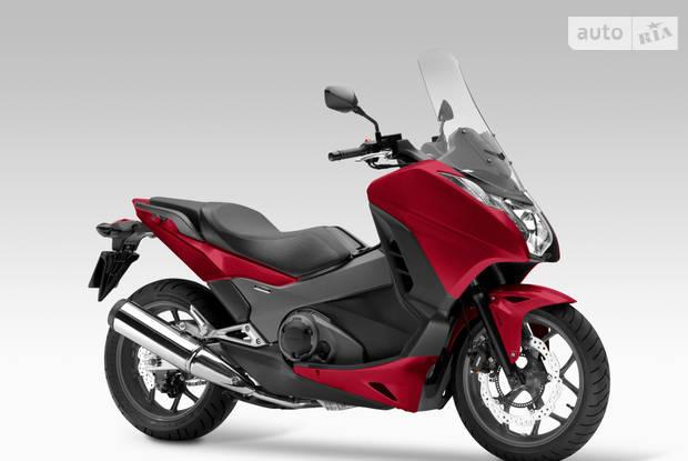 Honda Integra 1 покоління Скутер