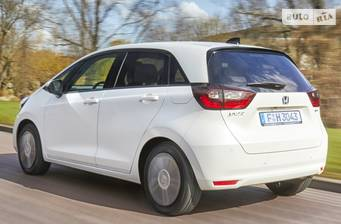 Honda Jazz 2021 Crosstar