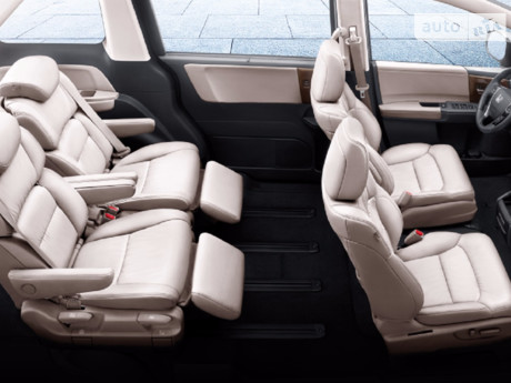 Honda Odyssey 1995