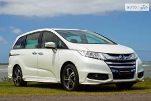 Honda odyssey 5 покоління Минивэн