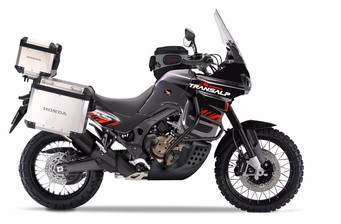 характеристики мотоцикла honda transalp 600