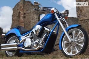 Honda vt 3 покоління Мотоцикл