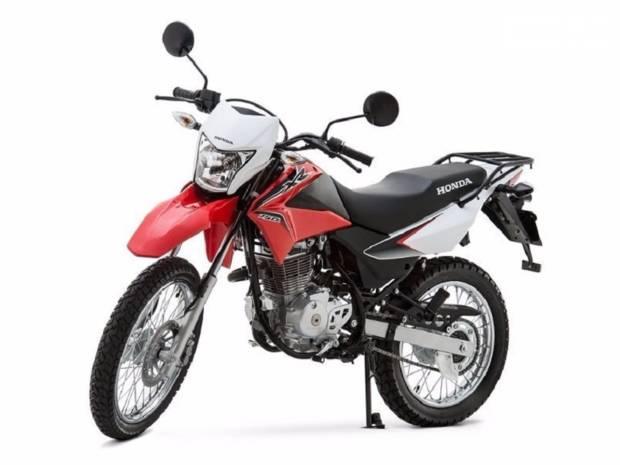 Honda XR 5 покоління Мотоцикл
